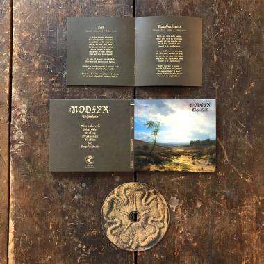 :NODFYR: - Eigenheid - CD DIGIPAK