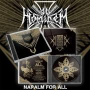 AD HOMINEM - Napalm For All - CD