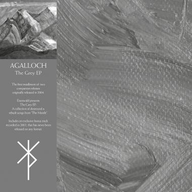 AGALLOCH - The Grey EP (Remastered) - LP COLOURED