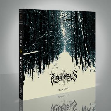 AMIENSUS - Restoration - CD DIGIPAK