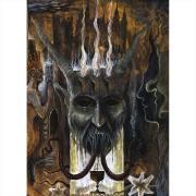 ESOCTRILIHUM - Pandaemorthium (Forbidden Formulas To Awaken The Blind Sovereigns Of Nothingness) - CD DIGIPAK A5
