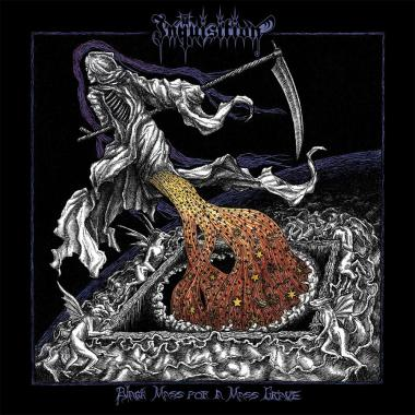 INQUISITION - Black Mass For A Mass Grave - CD