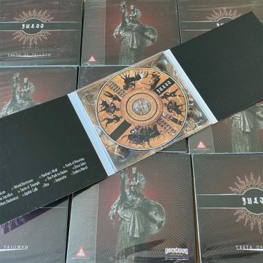 JULII - Taste of Triumph - CD DIGIPAK