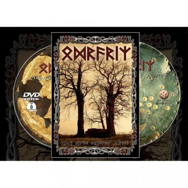 ODROERIR - Das Erbe Unserer Ahnen - CD+DVD DIGIPAK A5