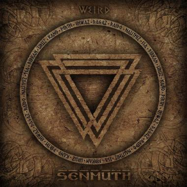 SENMUTH - WEIRD - CD