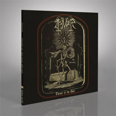 TSJUDER - Throne Of The Goat 1997-2017 - CD DIGISLEEVE