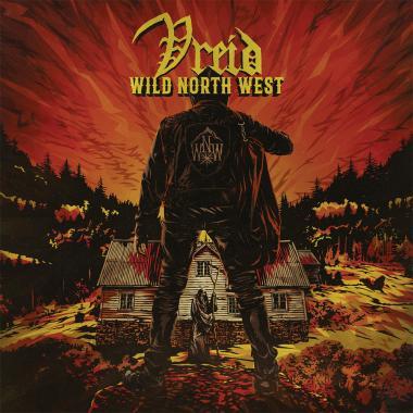 VREID - Wild North West - DOUBLE LP GATEFOLD  COLOURED