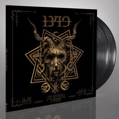 1349 - The Infernal Pathway - DOUBLE LP GATEFOLD