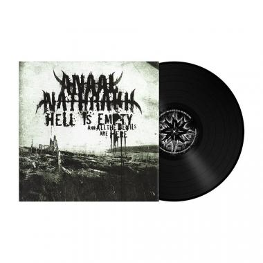 ANAAL NATHRAKH - Hell is Empty and All the Devils are Here - LP