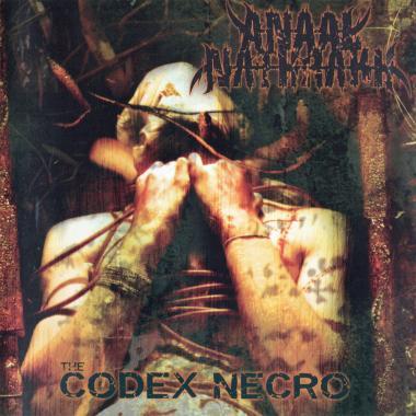 ANAAL NATHRAKH - The Codex Necro - LP COLOURED