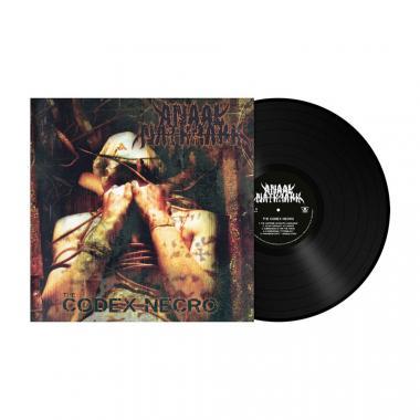 ANAAL NATHRAKH - The Codex Necro - LP