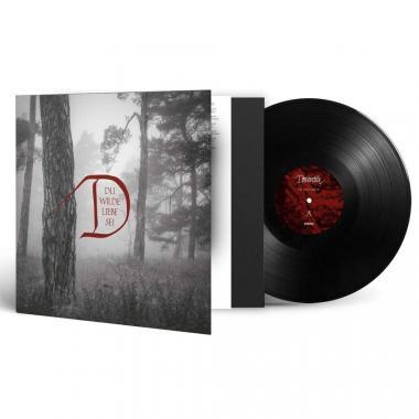 DORNENREICH - Du wilde Liebe sei - LP GATEFOLD