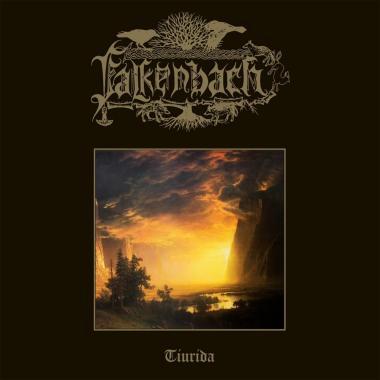 FALKENBACH - Tiurida - LP GATEFOLD