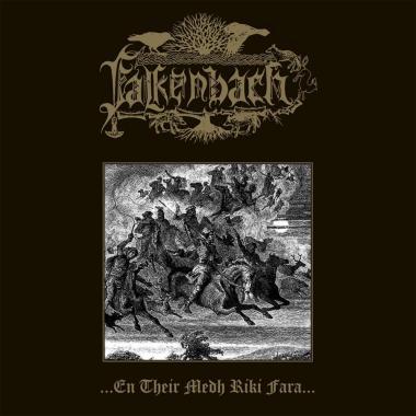 FALKENBACH - ...en their medh riki fara... - LP GATEFOLD