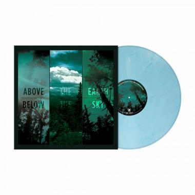IF THESE TREES COULD TALK - Above the Earth, Below the Sky - LP COLOURED