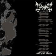 MAYHEM - Wolf's Lair Abyss - LP COLOURED
