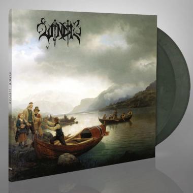 WINDIR - Likferd - DOUBLE LP GATEFOLD COLOURED