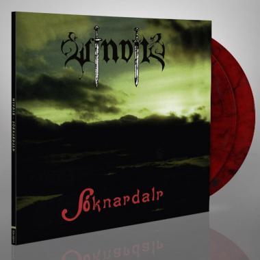 WINDIR - Sóknardalr - DOUBLE LP GATEFOLD COLOURED