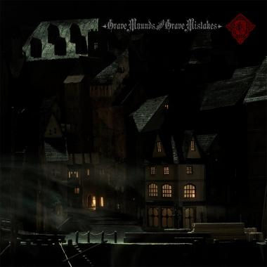 A FOREST OF STARS - Grave Mounds And Grave Mistakes - DOUBLE LP GATEFOLD