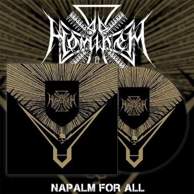 AD HOMINEM - Napalm For All - LP PICTURE