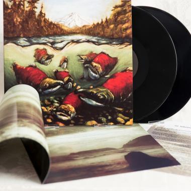 ALDA - Tahoma - DOUBLE LP GATEFOLD