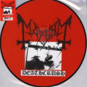 MAYHEM - Deathcrush - LP PICTURE