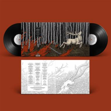 OLHAVA - Ladoga - DOUBLE LP GATEFOLD