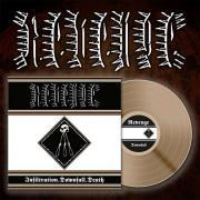 REVENGE - Infiltration.Downfall.Death - LP COLOURED