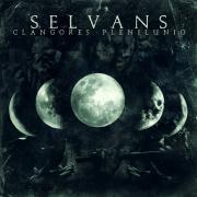 SELVANS - Clangores Plenilunio - PICTURE LP