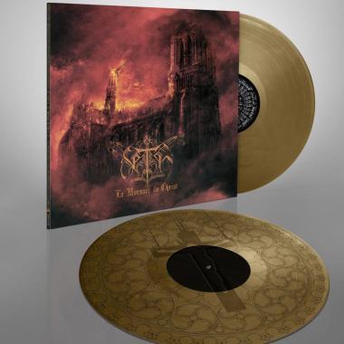 SETH - La Morsure Du Christ - DOUBLE LP GATEFOLD COLOURED