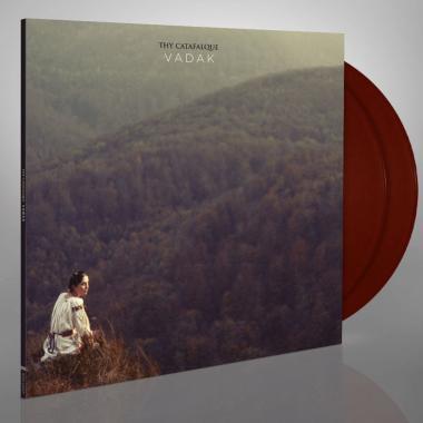 THY CATAFALQUE - Vadak - DOUBLE LP GATEFOLD COLOURED