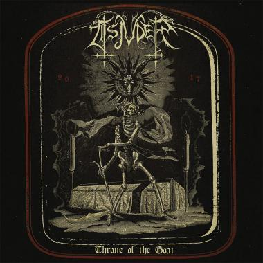 TSJUDER - Throne Of The Goat 1997-2017 - LP
