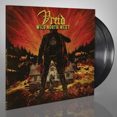VREID - Wild North West - DOUBLE LP GATEFOLD